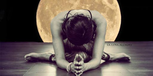 Full Moon Yoga and Live Music at the Phoenix Room