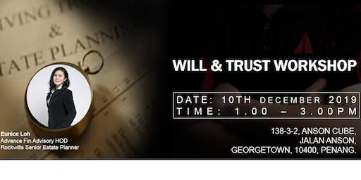 WILL & TRUST WORKSHOP