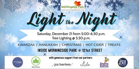 Light the Night - 20th Anniversary Tree Lighting tickets