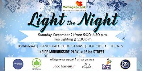 Light the Night - 20th Anniversary Tree Lighting tickets