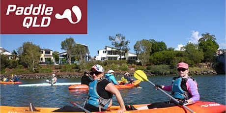 HEALTHY & ACTIVE MORETON 50+ - Kayak Adventure tickets