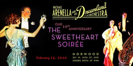 10th Annual Sweetheart Soirée tickets