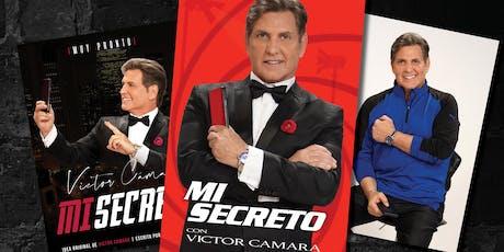 "Víctor Cámara ""MI SECRETO"" [Stand-up Comedy] boletos"