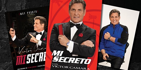 """Víctor Cámara """"MI SECRETO"""" CALGARY [Stand-up Comedy] tickets"""