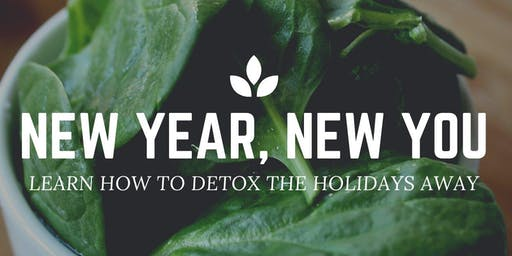 DETOX the Holidays AWAY