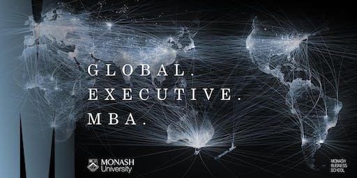 Monash Global Executive MBA Information Session