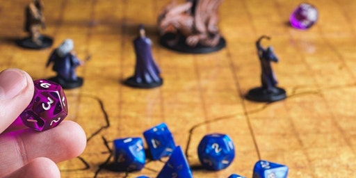 Summer Festival: Dungeons and Dragons: Game Play