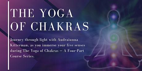 THE YOGA OF CHAKRAS tickets