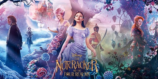 January Holiday Program: Film Screening - The Nutcracker and the four realms - Wingham