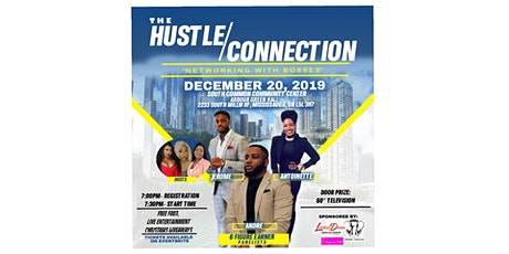 The Hustle Connection  tickets
