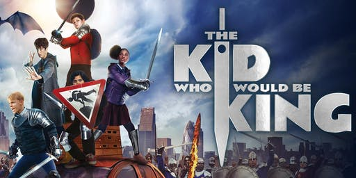 January Holiday Program: Film Screening - The kid who would be king - Wingham