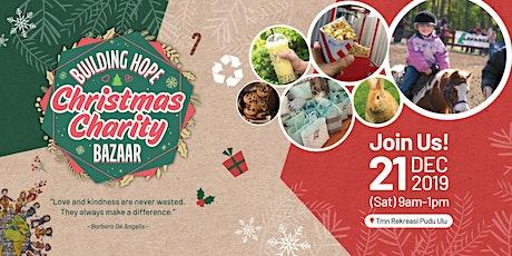 Eupe Building Hope Christmas Charity Bazaar  tickets