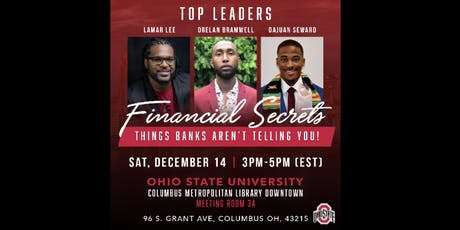 Financial Secrets: Things The Banks Aren't Telling You! tickets