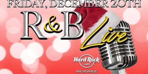 "R&B Live! Holiday Edition ""A Soulful Christmas"""