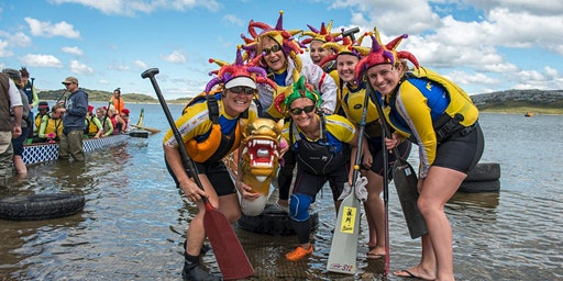 Falls Creek Dragon Boat Regatta- Corporate Entries