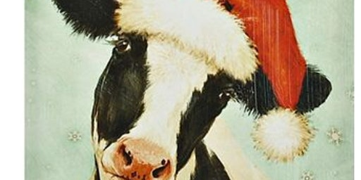 Wine and Design: Santa Cow
