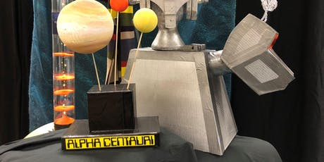 SAVE THE DATE Escape Room - SPACE! @ Campbelltown Library tickets