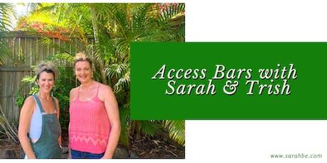 Access Bars Class  with Sarah & Trish - Sunshine Coast tickets