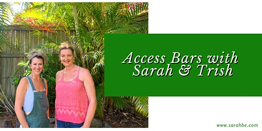 Access Bars Class  with Sarah & Trish - Sunshine Coast