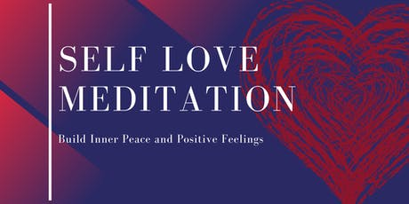 Self Love Meditation  tickets