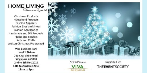 Christmas Bazaar at Viva Business Park