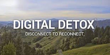 Digital Detox Retreat tickets