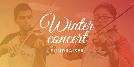 Winter Concert Fundraiser for the Heartbeat Music Project tickets