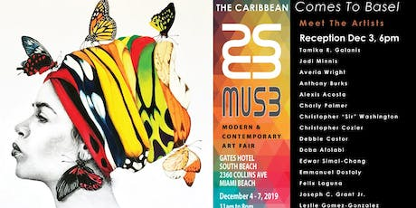 MUSE  ART FAIR 2019 Weekend Events tickets