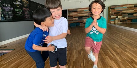 Kids Winter Camp Yoga + Art tickets