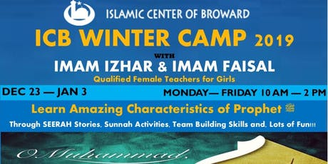 ICB Winter Camp 2019 tickets