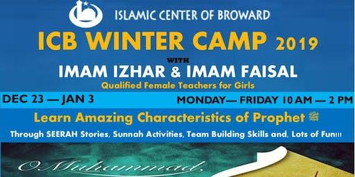 ICB Winter Camp 2019