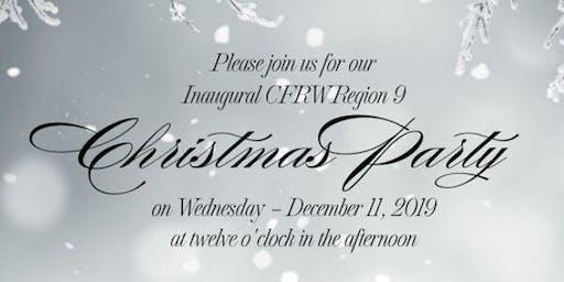 CFRW Region 9 - Inaugural Christmas Party (2019)