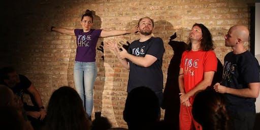 TBC HK's Improv Comedy Masterclass