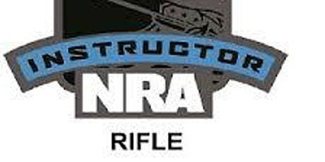 NRA Instructor Rifle Shooting Course tickets