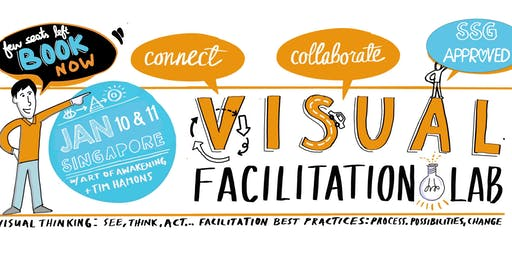 Art of Awakening Visual Facilitation Lab - Singapore (10 & 11 Jan 2020)