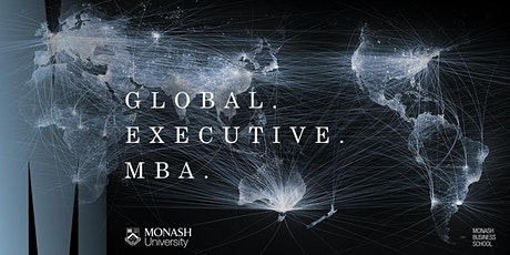 Monash Global Executive MBA Information Session  tickets