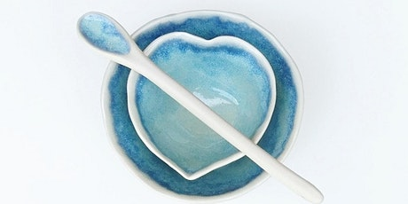 Date Night Taster - Valentine's Day Treat for Two - Ceramics, Handmade with love tickets
