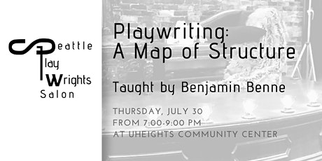 Playwriting: A Map of Structure tickets