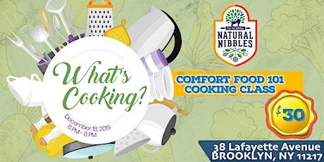 Comfort Food 101 tickets