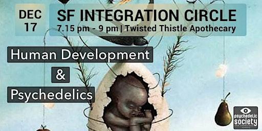 Integration Circle: Human Development & Psychedelics