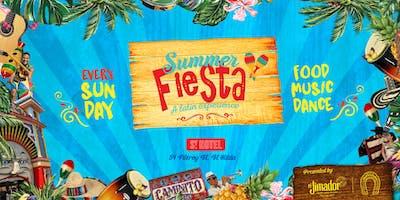 Summer Fiesta at St Hotel