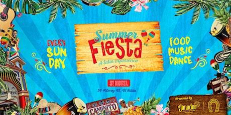 Summer Fiesta at St Hotel tickets