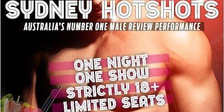 Sydney Hotshots Live At The Sarina Leagues Club tickets