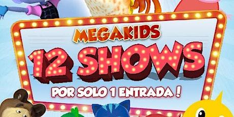 MEGAKIDS EN RIVADAVIA tickets