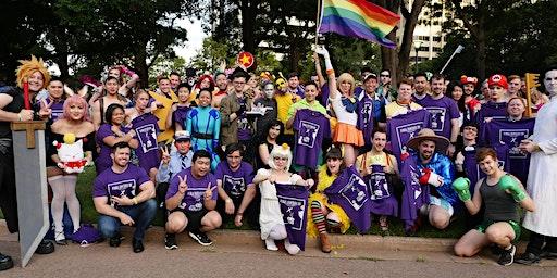 Sydney Gaymers Mardi Gras Parade  2020