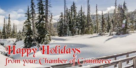You are Invited to the Chamber of Commerce AGM and Christmas Gathering tickets