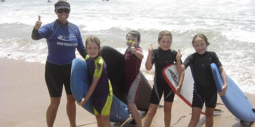 Learn to Surf at Maroubra - kids