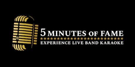 Fri 12/20 - Live Band Karaoke (Theme: Christmas) tickets