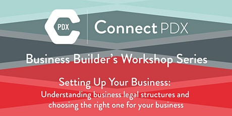 Choosing the right business legal structures for your business tickets