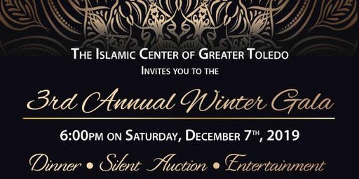 3rd Annual Winter Gala